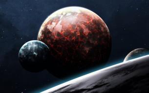 вселенная, планеты, звезды, галактики