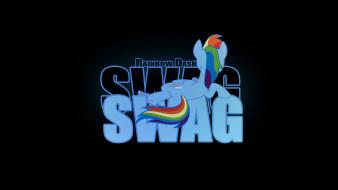 игровой набор, пони, swag, обои, логотип