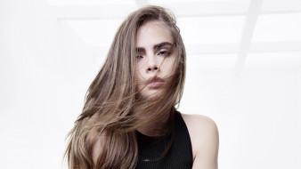 лицо, волосы, модель