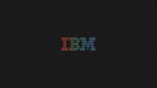 корпорация, технологии, логотип, ibm