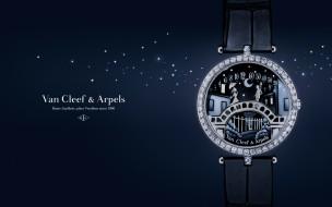 роскошь, наручные часы, brands, jewel, van cleef and arpels, ювелирные, бренды
