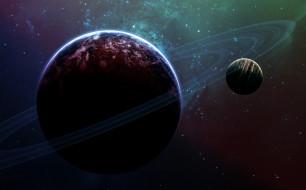 галактики, вселенная, планеты, звезды