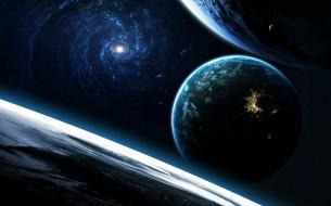 звезды, вселенная, планеты, галактики