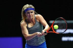 спорт, теннис, взгляд, девушка, elina, svitolina, фон