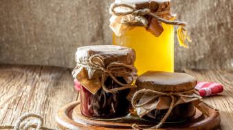 варенье, мед