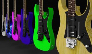 фон, гитары