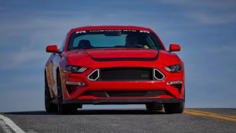 ford mustang, rtr, форд, series 1, купе, красный, 2019, американские автомобили
