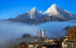 Germany, Bavaria, Berchtesgaden