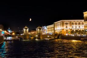 ломоносовский мост, города, санкт-петербург,  петергоф , россия, простор