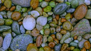 камни, вода