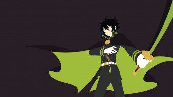 аниме, owari no seraph, seraph, of, the, end