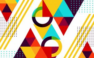 background, geometric, Abstract, геометрия, фон, абстракция, белый