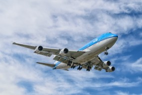 boeing 747, авиация, пассажирские самолёты, авиалайнер