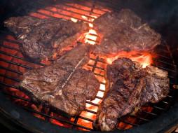 мясо, гриль, барбекю