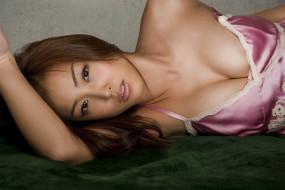 yashiro minase, девушки, yashiro, minase, девушка, азиатка, модель, взгляд, макияж, лицо