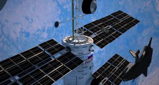 космос, космические корабли,  космические станции, космическая, станция
