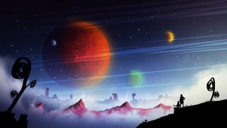 поверхность, планета
