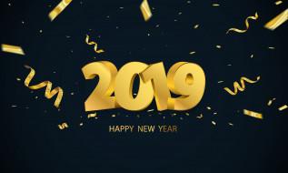 Новый Год, фон, цифры
