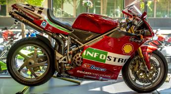 ducati 3583, мотоциклы, ducati, байк
