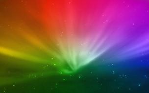 звезды, пространство, цвета, лучи