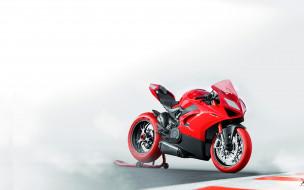 супербайки, дукати, красный, трек, итальянские мотоциклы, ducati 1299 panigale