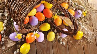 праздник, пасха, яйца