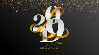 рождество, лента, сhristmas, новый год 2019, постер, new year 2019