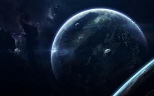 вселенная, галактики, звезды, планеты