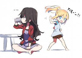 аниме, amaryllis class, amaryllis, class