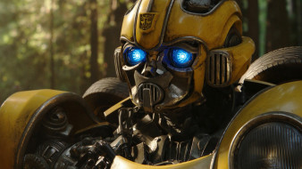 кино фильмы, bumblebee, робот, бамблби, кадр, трансформер, фантастика