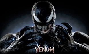 кино фильмы, venom, чудовище