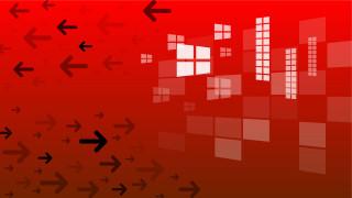 фон, красный, логотип