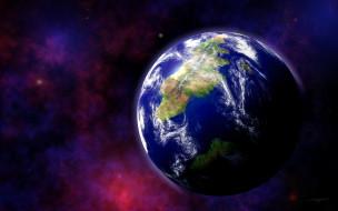 вселенная, планета, галактики, звезды