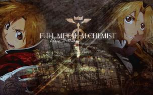 аниме, fullmetal alchemist, al, парень, алхимик, ученый, elric, edward