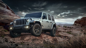 Unlimited, Moab Edition, 2018, Jeep, Wrangler