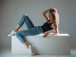 девушка, Alina Meyster, модель