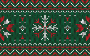 background, pattern, вязаный, winter, seamles, knitted