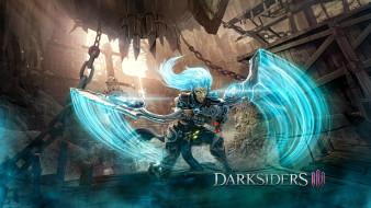 видео игры, darksiders 3, darksiders
