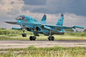 су-34, авиация, боевые самолёты, сухой, ввс, россия, боевые, самолеты