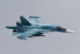 су-34, авиация, боевые самолёты, россия, боевые, самолеты, сухой, ввс