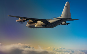 kc-130j hercules, авиация, военно-транспортные самолёты, lockheed, martin, корпус, морской, пехоты, сша, геркулес, ввс, военные, самолеты, транспортный, самолет, американский