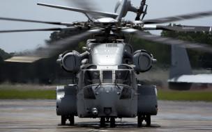 корпус морской пехоты, военный вертолет, вмс сша, грузовой вертолет