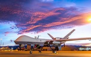 бпла, беспилотный летательный аппарат, ввс сша, аэродром