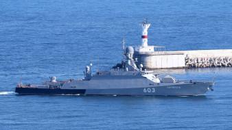 россия, вмф, военные корабли, малый ракетный корабль, буян-м, проект 21631