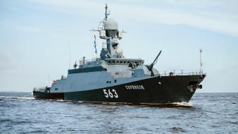 военные корабли, вмф, россия, проект 21631, буян-м, малый ракетный корабль