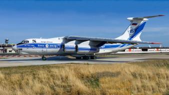 ilyushin il76td-90vd, авиация, грузовые самолёты, авиалайнер
