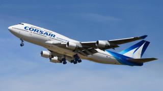 b747-422, авиация, пассажирские самолёты, авиалайнер