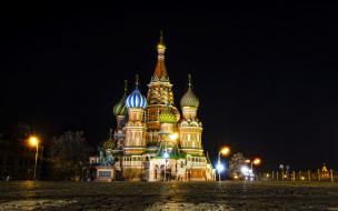 Russia, Собор Василия Блаженного, Кремль, Москва