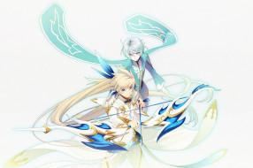 аниме, tales of zestiria, сказания, зестирии
