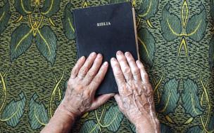 разное, руки, библия